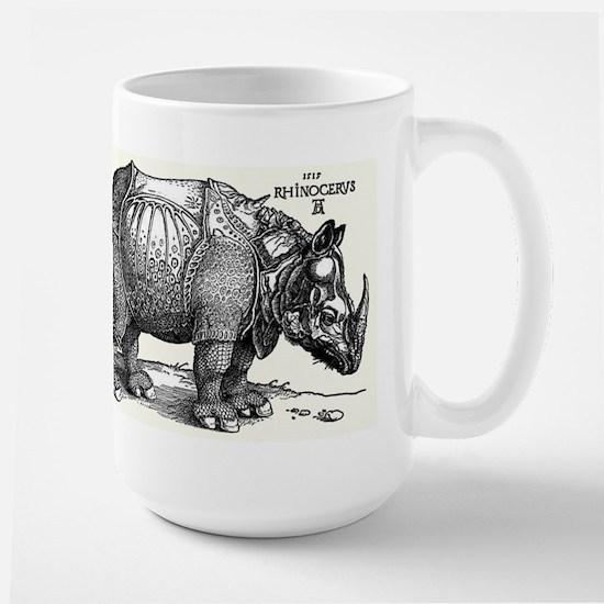Rhino Large Mug