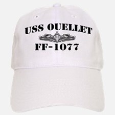 USS OUELLET Baseball Baseball Cap