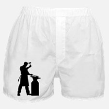 Blacksmith Silhouette Boxer Shorts