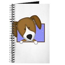 Cartoon Beagle Journal