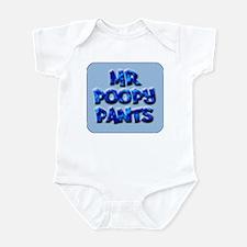 Mr Poopy Pants Onesie