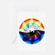 Peace Rainbow Greeting Cards (Pk of 10)