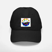 Peace Rainbow Baseball Hat