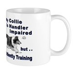 Collie Agility Mug