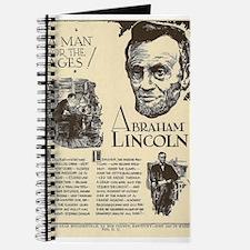 Cute Lincoln slave Journal