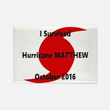 Hurricane Matthew Survivor Magnets