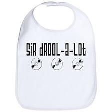Sir Drool-A-Lot Bib