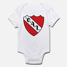 Escudo Independiente Infant Bodysuit