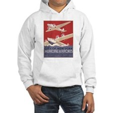 New York Airport Hoodie