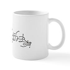 Elizabeth I Signature Small Mug