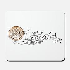 Elizabeth I Signature Mousepad