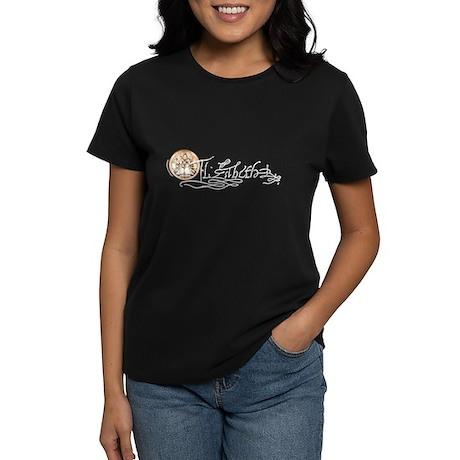 Elizabeth I Signature Women's Dark T-Shirt