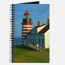 West Quoddy Head Light Journal