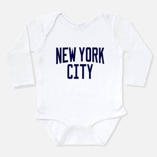 NYC Lennon Body Suit