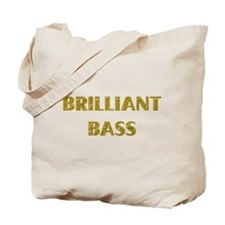 Brilliant Bass Tote Bag