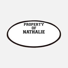 Property of NATHALIE Patch