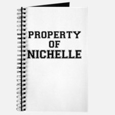Property of NICHELLE Journal