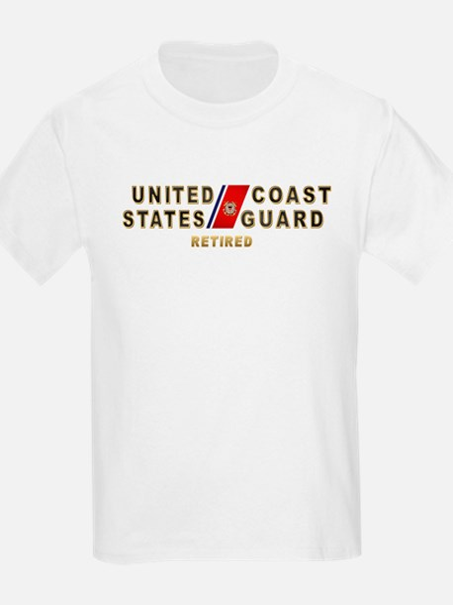 USCG Retired T-Shirt