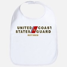 USCG Retired Bib