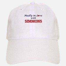 Madly in love with Simmons Baseball Baseball Cap