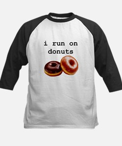 i run on donuts Tee