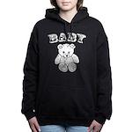 Screech Owl with Name Kids Sweatshirt