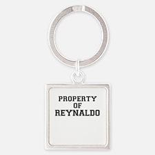 Property of REYNALDO Keychains