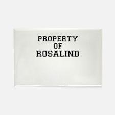 Property of ROSALIND Magnets
