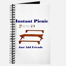 Instant Picnic Journal