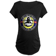USS Louisville SSN 724 T-Shirt