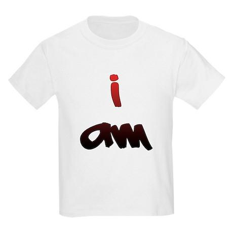 I Am Relentless Kids Light T-Shirt