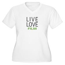 Live Love Film T-Shirt