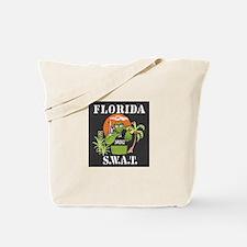 Florida S.W.A.T. Tote Bag