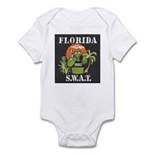 Florida S.W.A.T. Infant Bodysuit