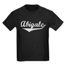 Abigale Vintage (Silver) T