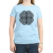 VWS starburst circle logo T-Shirt
