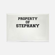 Property of STEPHANY Magnets