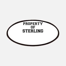 Property of STERLING Patch