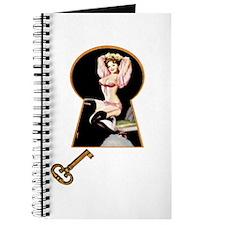 Keyhole Cuties #24 - Journal