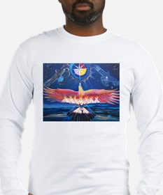 Seven Council Fires Long Sleeve T-Shirt
