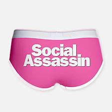 Social Assassin Women's Boy Brief