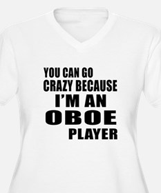 I Am oboe Player T-Shirt