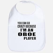 I Am oboe Player Bib