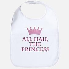 All Hail the Princess Bib