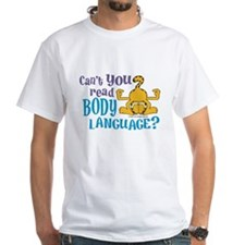 Body Language Garfield Shirt