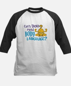Body Language Garfield Tee