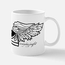 Flying Turntable Mug