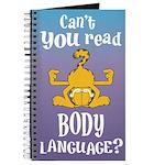 Body Language Garfield Journal