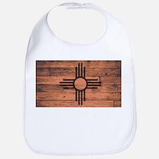 New Mexico State Flag Brand Bib