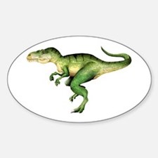 Gigantosaurus Oval Decal